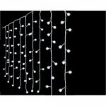 "Rideau ""super chaser"" 480 leds blanc froid 2,25 x 3M"