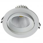 Spot encastré led orientable 5w