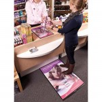 Tapis personnalisable FloorWindo ''FW5''- Format A1