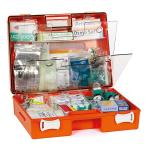 Trousse de secours multimed orange 50 personnes