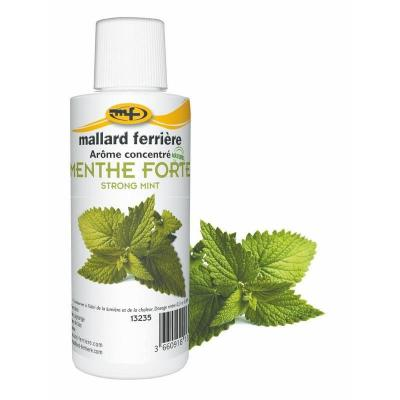 Arôme menthe forte 125 ml-Arômes, colorants alimentaires