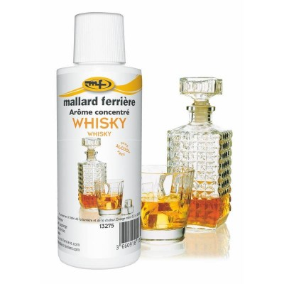 Arôme whisky 125 ml-Arômes, colorants alimentaires
