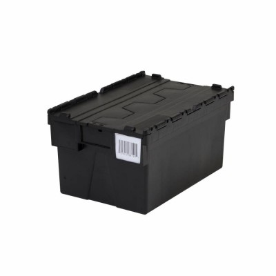 Bac navette anthracite 310 x 600 x 400 mm 56 litres