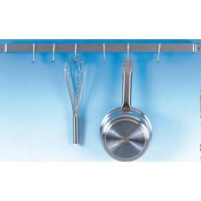Barre Support Ustensiles Cuisine barre support ustensiles de 71 cm - ustensiles de cuisine