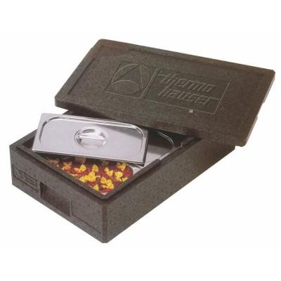 Box empilable 53,5 x 33 x 21,7 cm-Container isotherme