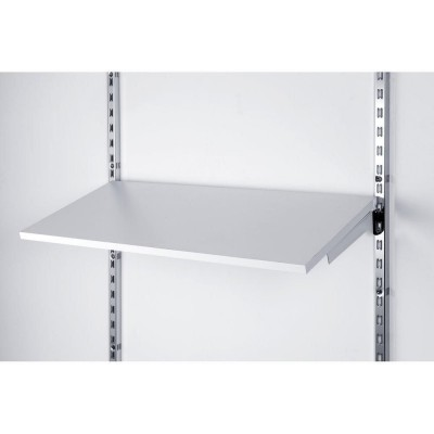 Consoles inclin es x2 l30cm chrome pour syst me alias queen vogue syst mes collections - Console pour cremaillere ...