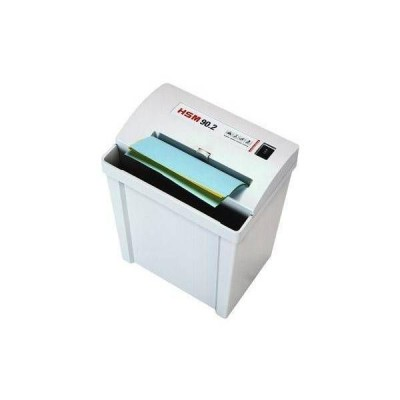 Destructeur classic 90.2 bande 5,8 mm10 - 12 feuilles 25 l-Destructeurs de documents