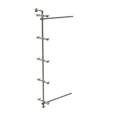 """Kit extension pour structure Urban """"Used"""" 5 supports tablettes réf. 46685-Urban"""