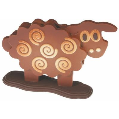 Moule choco dolly le mouton - kt100-Ustensile fabrication chocolat