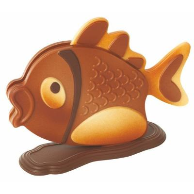 Moule choco gaston le poisson - kt110-Ustensile fabrication chocolat