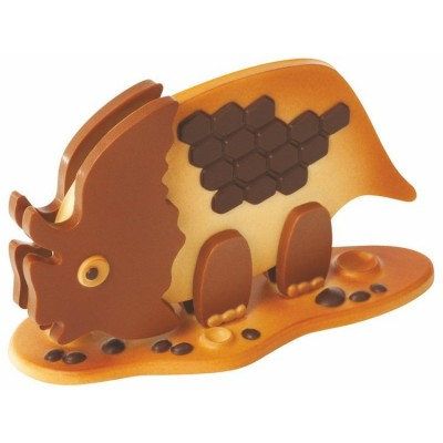 Moule choco trico - kt115-Ustensile fabrication chocolat
