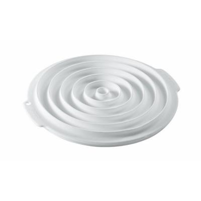 Moule insert silicone rond double face-Thermomètre, balance, moule, douille