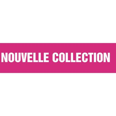 Affiche NOUVELLE COLLECTION 100x28 cm-Nouvelle collection