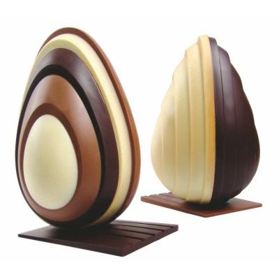 Oeuf hauteur 200 mm - kt72-Ustensile fabrication chocolat