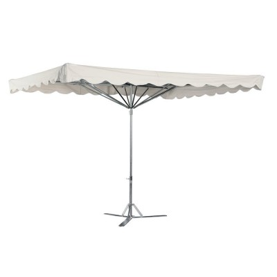 parasol de march mont armature alu 300x250cm toile housse parasol forain equipement du. Black Bedroom Furniture Sets. Home Design Ideas