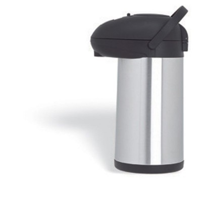Pichet isotherme inox à pompe 4 litres-Container isotherme