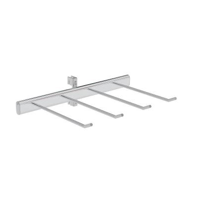 Porte ceinture Global chrome 30x15cm - Présentoirs   supports ... b014d7e29f4