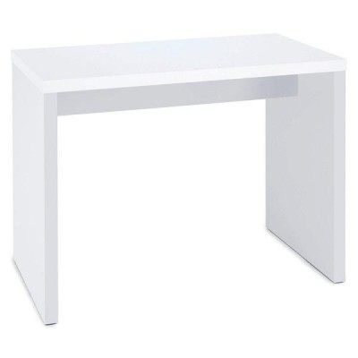 Table gigogne Flexia blanc L.100xP60xH80cm-Mobilier central