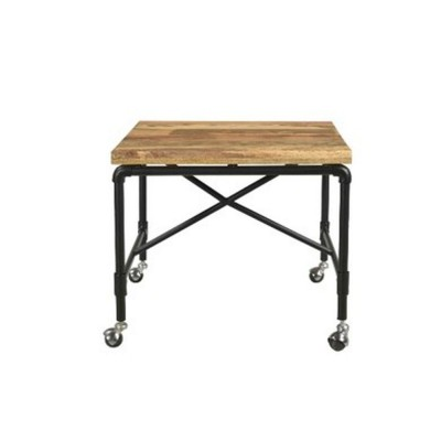 Table Portland petite taille 60x60x50 cm-Table rectangle