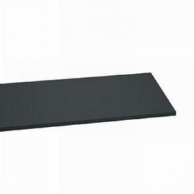 Tablette gris anthracite L.60xP.40cm-Tablettes bois