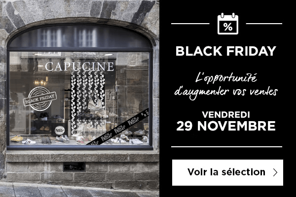 Préparez le black friday vendredi 29 novembre