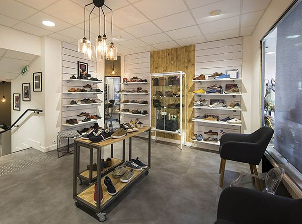 Agencement Boutique capucine