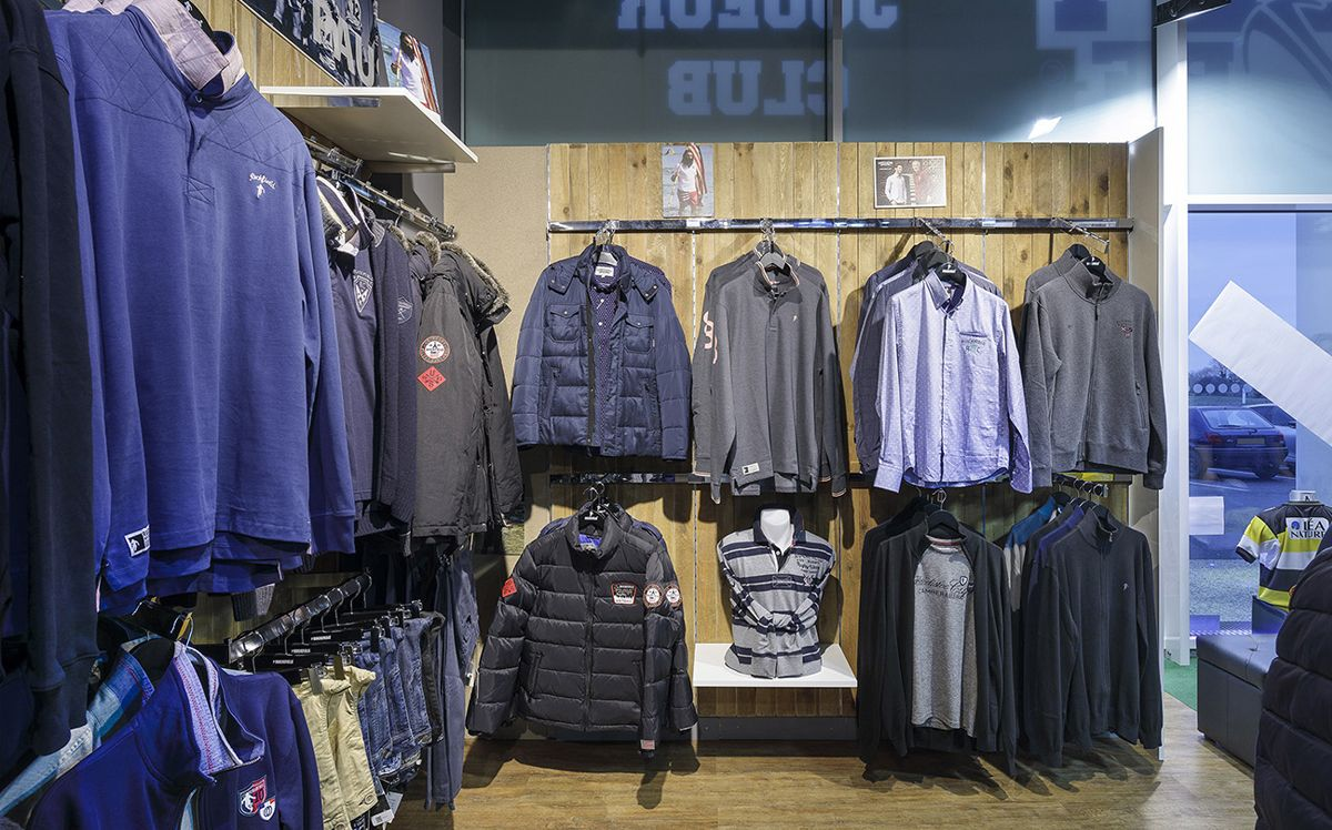Boutique  rugby-store