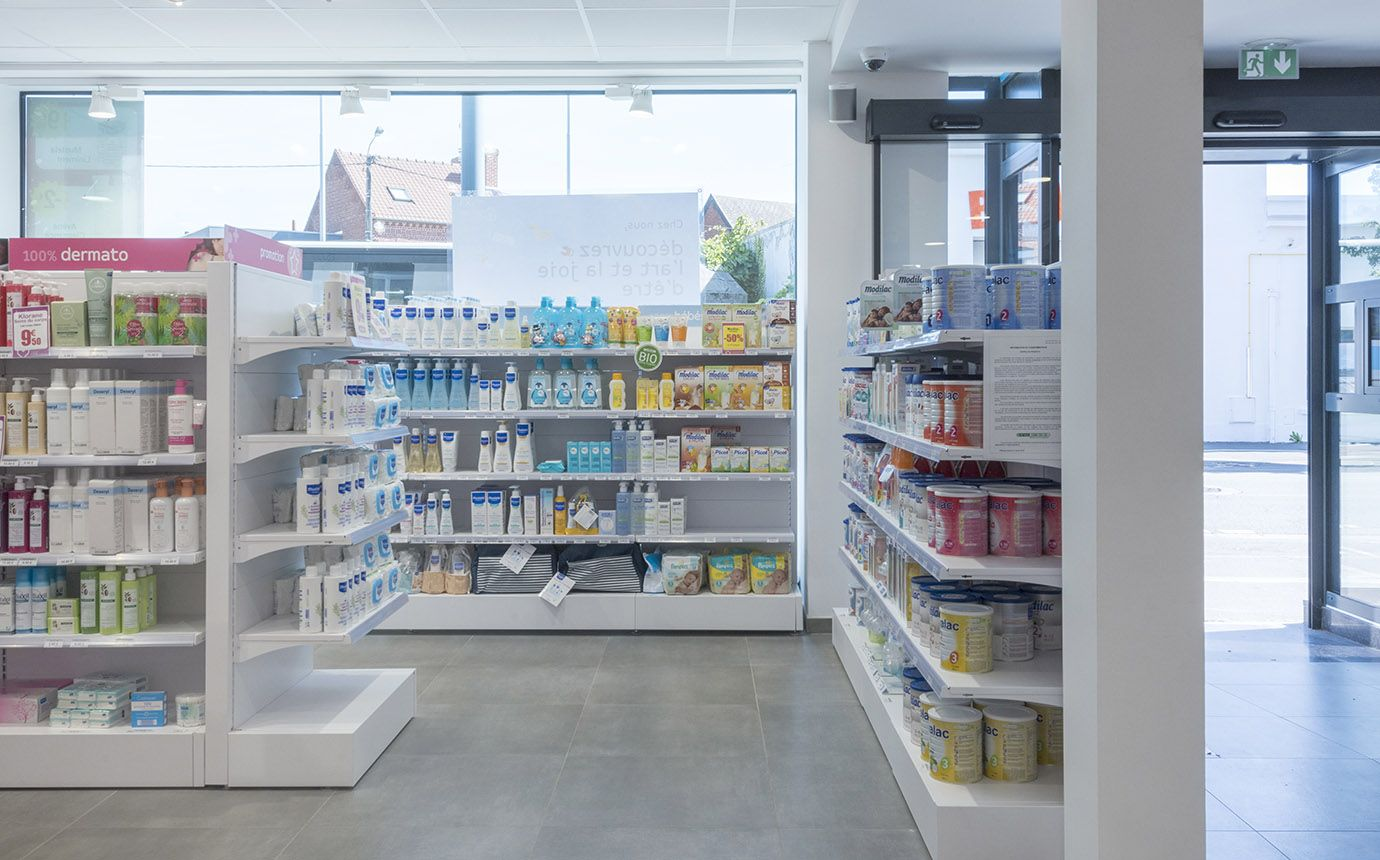 Pharmacie achicourt